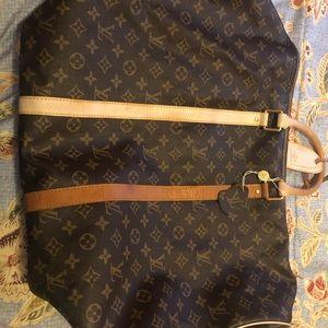 LV Large Travel Bag!